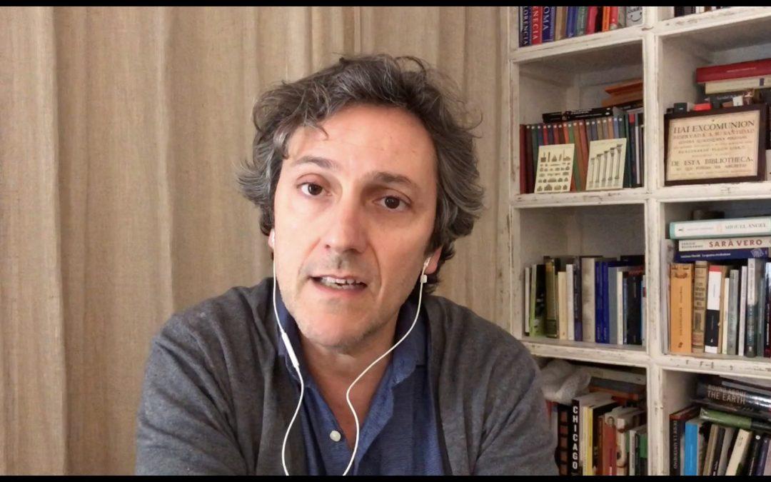 Entrevista a José Antonio Muñiz | Las fake news y la propaganda
